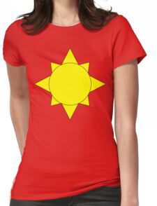 Sunboy, Legion of Superheroes Womens Fitted T-Shirt