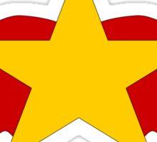 Wildfire, Legion of Superheroes Sticker