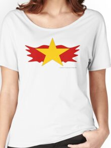 Wildfire, Legion of Superheroes Women's Relaxed Fit T-Shirt