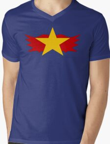 Wildfire, Legion of Superheroes Mens V-Neck T-Shirt