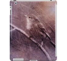 Bird on a Twig iPad Case/Skin