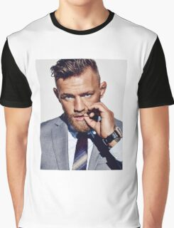 Conor Anthony McGregor Graphic T-Shirt