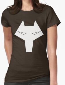 Timber Wolf, Legion of Superheroes Womens Fitted T-Shirt