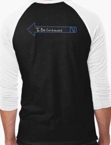 To be... - JJBA Men's Baseball ¾ T-Shirt