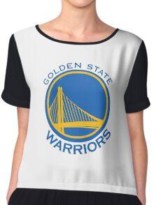 Golden State Chiffon Top