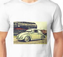 Iron & Steel ( Old skool) Unisex T-Shirt