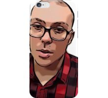 Anthony Fantano The Internet's Busiest Music Nerd iPhone Case/Skin