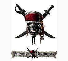Pirate Skull Unisex T-Shirt