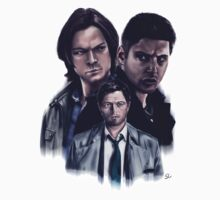Supernatural Kids Tee
