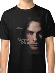 Damon Quotes The Vampire Diaries Classic T-Shirt