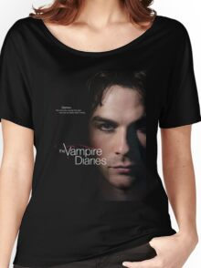 Damon Quotes The Vampire Diaries Women's Relaxed Fit T-Shirt