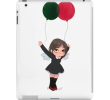 let me fly iPad Case/Skin