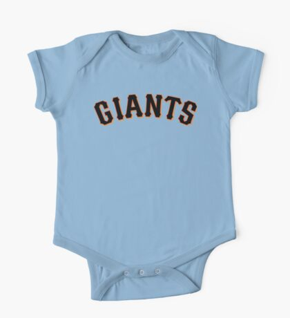 Manny Pacquiao Sf Giants One Piece - Short Sleeve