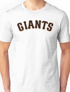 Manny Pacquiao Sf Giants Unisex T-Shirt