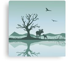 My Nature Collection No. 37 Canvas Print