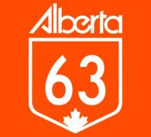 Alberta - Fort Mac Strong Kids Tee