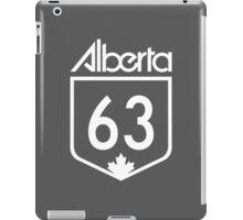 Alberta - Fort Mac Strong iPad Case/Skin
