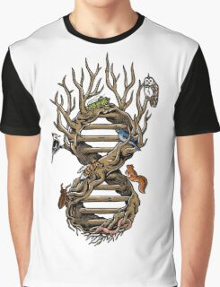Infinitree of Life Graphic T-Shirt