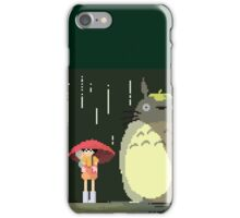 totoro 2 iPhone Case/Skin