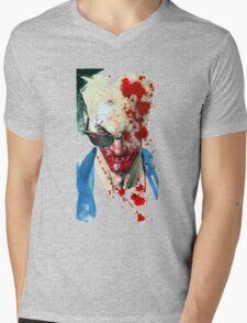 Cassidy Irish vampire Mens V-Neck T-Shirt