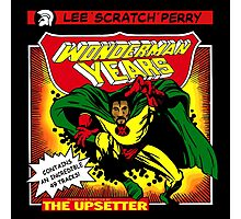LEE SCRATCH PERRY : Wonderman Years Photographic Print