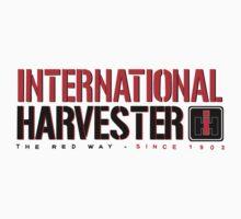 IH - International Harvester Baby Tee