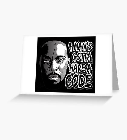 Gotta Have A Code Greeting Card