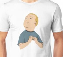 Bobby Hill is my Spirit Animal Unisex T-Shirt
