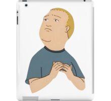 Bobby Hill is my Spirit Animal iPad Case/Skin
