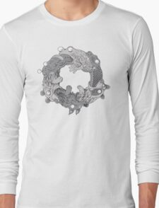 Circle of LIfe Long Sleeve T-Shirt