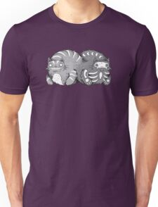 Quantum Cat Curiosity T-Shirt
