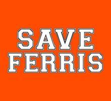 SAVE FERRIS Kids Tee