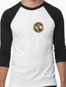 Dundee United Badge - Scottish Premier League Men's Baseball ¾ T-Shirt