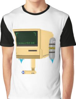 Computer Guy Graphic T-Shirt