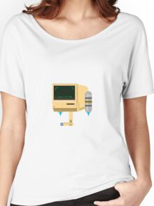 Computer Guy Women's Relaxed Fit T-Shirt