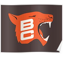 BC Lions Poster