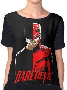 Daredevil Chiffon Top