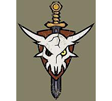 Macross Frontier Skull Squadron Photographic Print