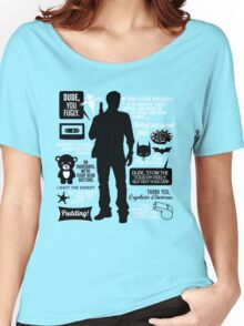 Dean Winchester Quotes Women's Relaxed Fit T-Shirt