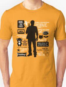 Dean Winchester Quotes Unisex T-Shirt