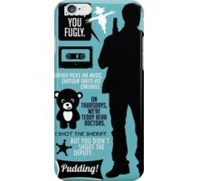 Dean Winchester Quotes iPhone Case/Skin