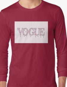 Dripping VOGUE Long Sleeve T-Shirt