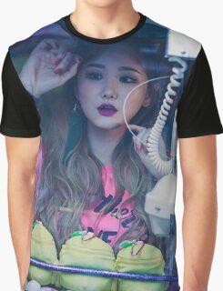 LE exid street Graphic T-Shirt