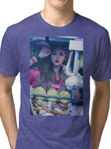LE exid street Tri-blend T-Shirt