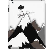 Polar Bear Thank You iPad Case/Skin