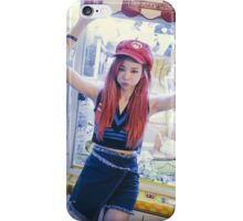 solji exid street iPhone Case/Skin