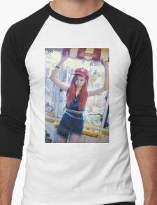 solji exid street Men's Baseball ¾ T-Shirt