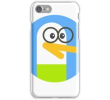 duckle duck geek iPhone Case/Skin