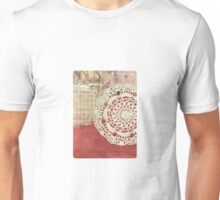 Alice lace collage Unisex T-Shirt