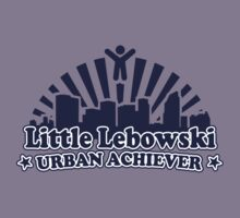 Little Lebowski Urban Achiever Kids Tee